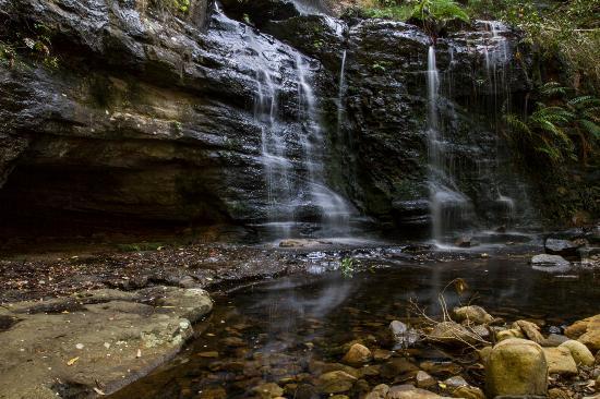 Bundanoon, Australia: Fairy Bower Falls