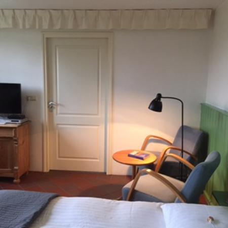 Bed and Breakfast Zathe de Spieker: Vermeer kamer B&B Zathe De Spieker