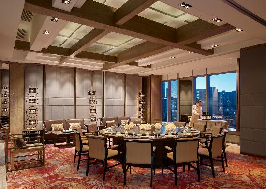 Hutong Restaurant: Private Dining Room