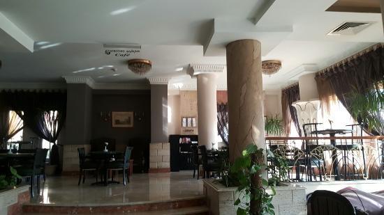 Swiss Inn Hotel Cairo: Reception