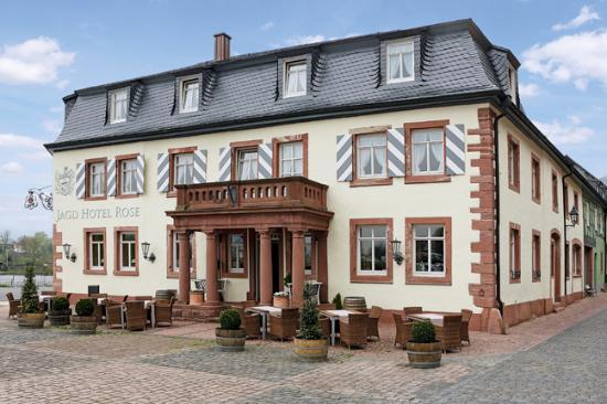 Esszimmer Neunburg Restaurant