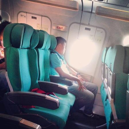 inside the plane with air asia picture of airasia philippines rh tripadvisor com au