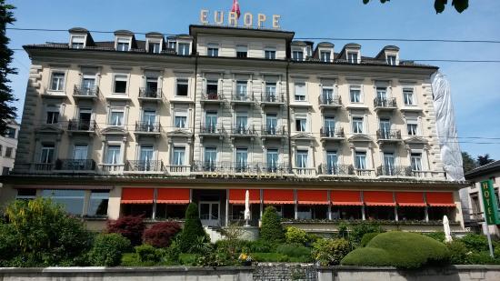Grand Hotel Europe Photo