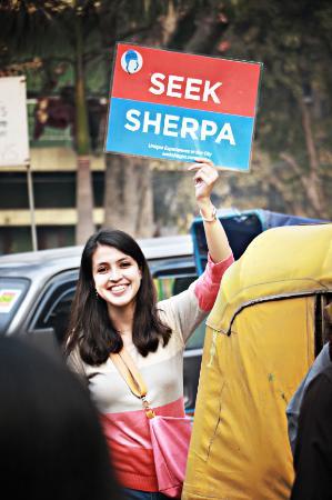 Seek Sherpa