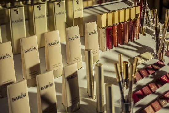 Spa Resort Tree of Life : Babor cosmetics