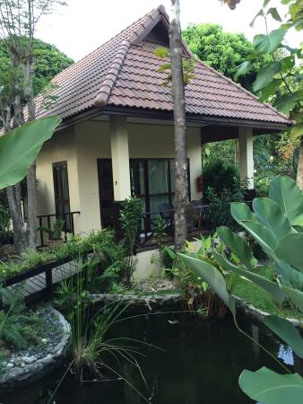 Oriental Kwai Resort: Bungalow 7