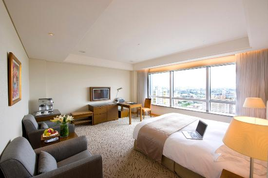 Windsor Hotel Taichung : 商務客房