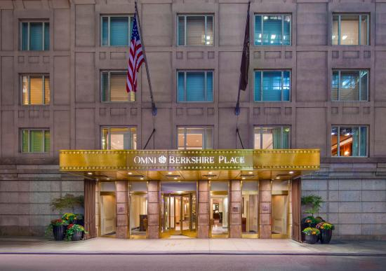 Photo of Omni Berkshire Place New York City