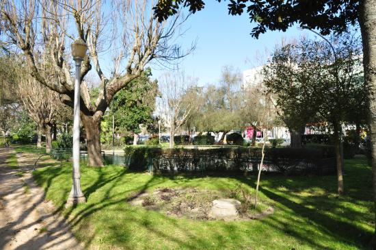 Jardim 1 de Maio.