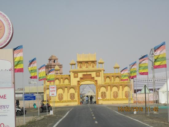 Great Rann of Kutch Entry gate & Entry gate - Picture of Great Rann of Kutch Kutch - TripAdvisor