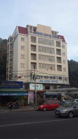 Ha Long Hotel Vung Tau: View of hotel