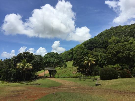 Distrito de Grand Port: Vue en balade