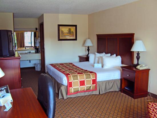 Great Smokies Inn: King Room