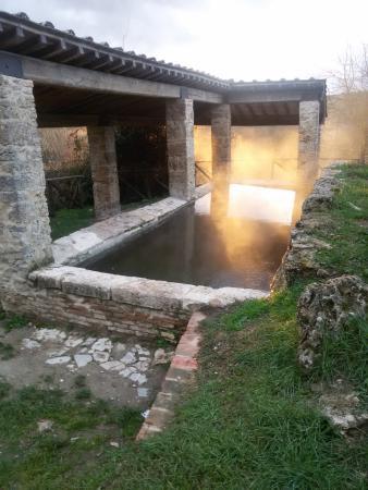 terme libere picture of san casciano dei bagni san