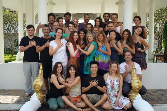 Tantra retreat for singles