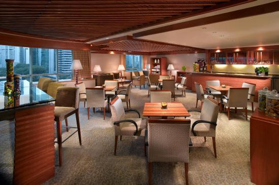 Pullman Kuala Lumpur City Centre Hotel And Residences: Residence Lounge at Prince Hotel Kuala Lumpur