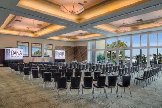 The Dana on Mission Bay, BW Premier Collection: Mission Bay Ballroom Chevron Setup