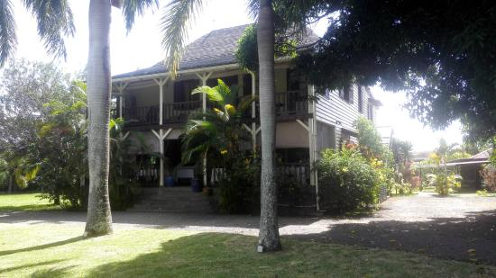 La batisse photo de le jardin beau vallon mahebourg for Restaurant le beau jardin