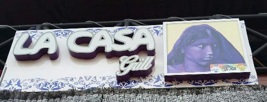 Restaurant La Casa Grill
