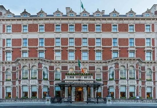 Shelbourne Hotel Dublin Parking
