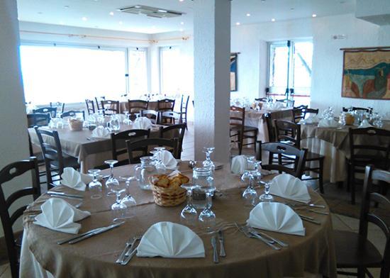 Hotel Villaggio CasaRossa: Sala Ippocampo