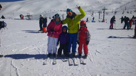 Escuela de Esquí y Montaña Al Andalus Activa