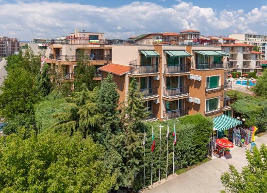 Brigantina Beach Hotel Bulgaria