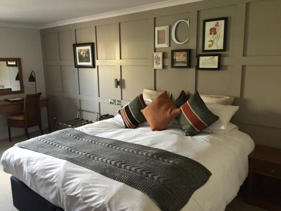 Crown Hotel: Double Room
