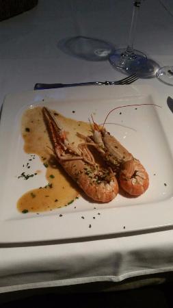 Konoba Primosten: shrimp