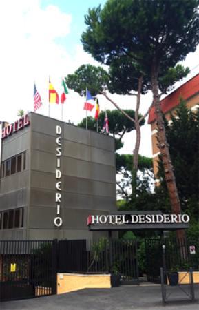 Hotel Desiderio : Hotel