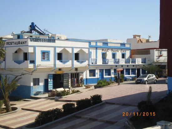 Suerte Loca: Hotel mit großer Terrasse, mit Balkon und große Dachterrasse