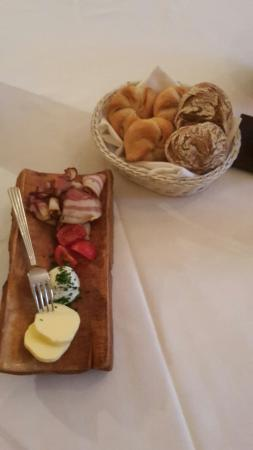Morwald Hotel Schloss Grafenegg : Gedeck