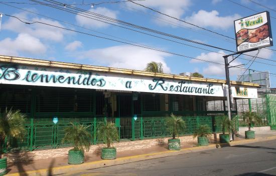 Restaurante Verdi: 22 janvier 2016