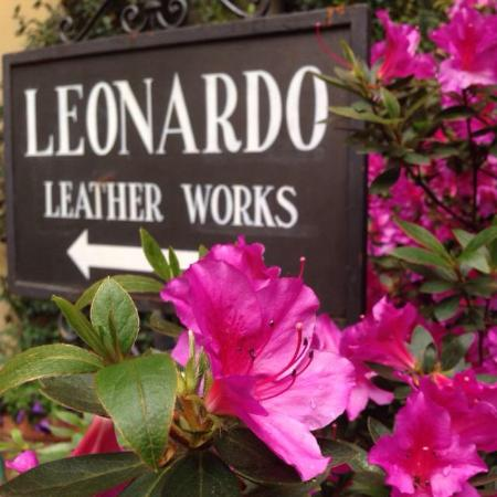 ‪Leonardo's Leather Works‬