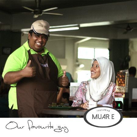 Muar E Kopitiam Sdn Bhd: Our favourite supervisor