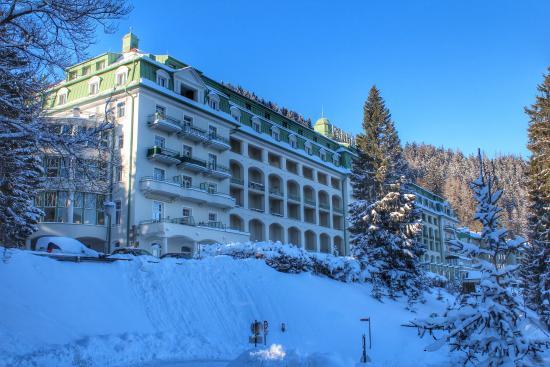 Panhans Grand Hotel: Grand Hotel Panhans am Semmering