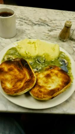 Scotts Pie And Mash