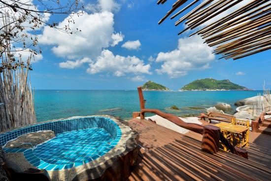 Dusit Buncha Resort : Paradise Seaside Villa