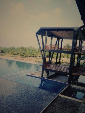 Balcony - Minn Gee Resort Passikuda Photo