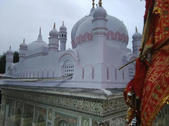 Panchkula, India: Mata Mansa Devi Mandir