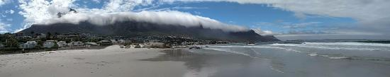 Camps Bay, Sudáfrica: Camp's Bay Beach