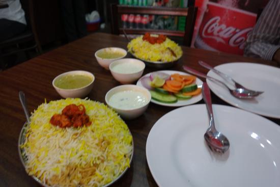 Ghizaat Hyderabad