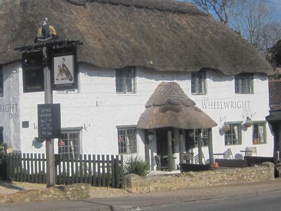 Colyford, UK: The wheelwright Inn