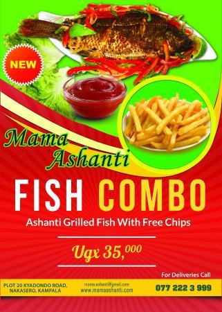 Mama Ashanti Restaurant & Bar