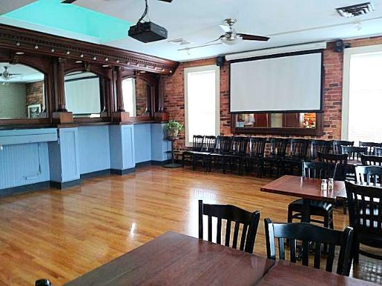 banquet room picture of spanky s restaurant chapel hill tripadvisor rh tripadvisor com