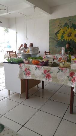 Lanchonete e Restaurante Mae Alice