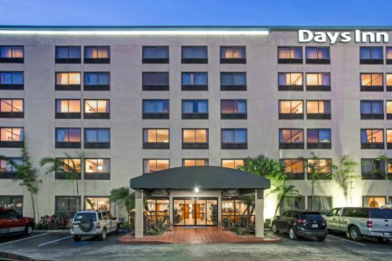 Days Inn Fort Lauderdale Hollywood/Airport South: Exterior 3