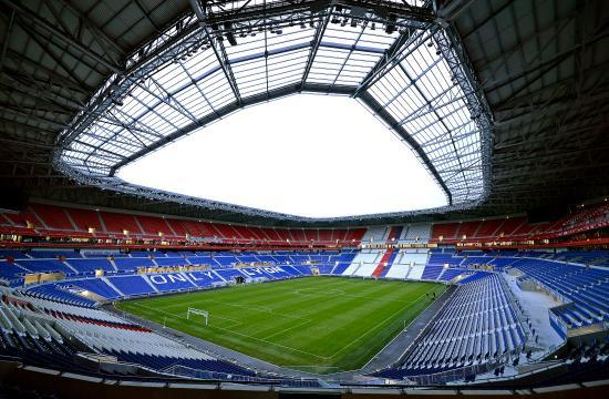 Visite du Groupama Stadium