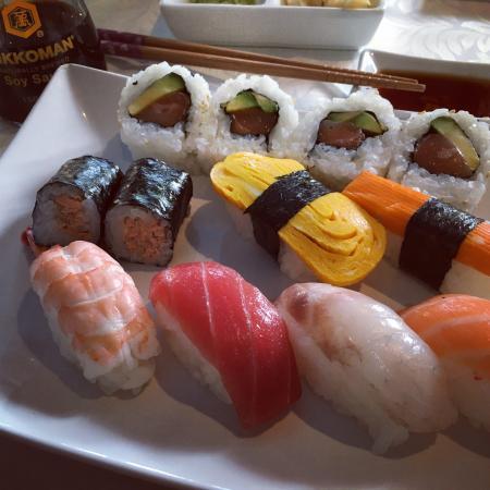 Sakura: Sushi