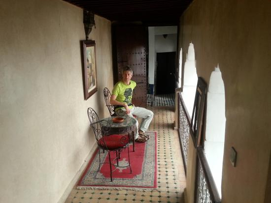 Riad LallaZoubida : Trés agréable et calme